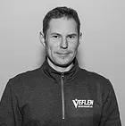 Kjetil Hansen er ansvarlig for lærlingene i Veflen og sørger for at de får de beste og mest relevante opplæringsprogrammene.