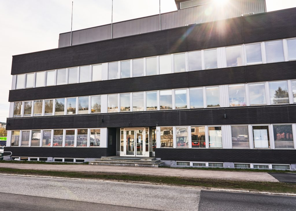 Nye lokaler i Oslo